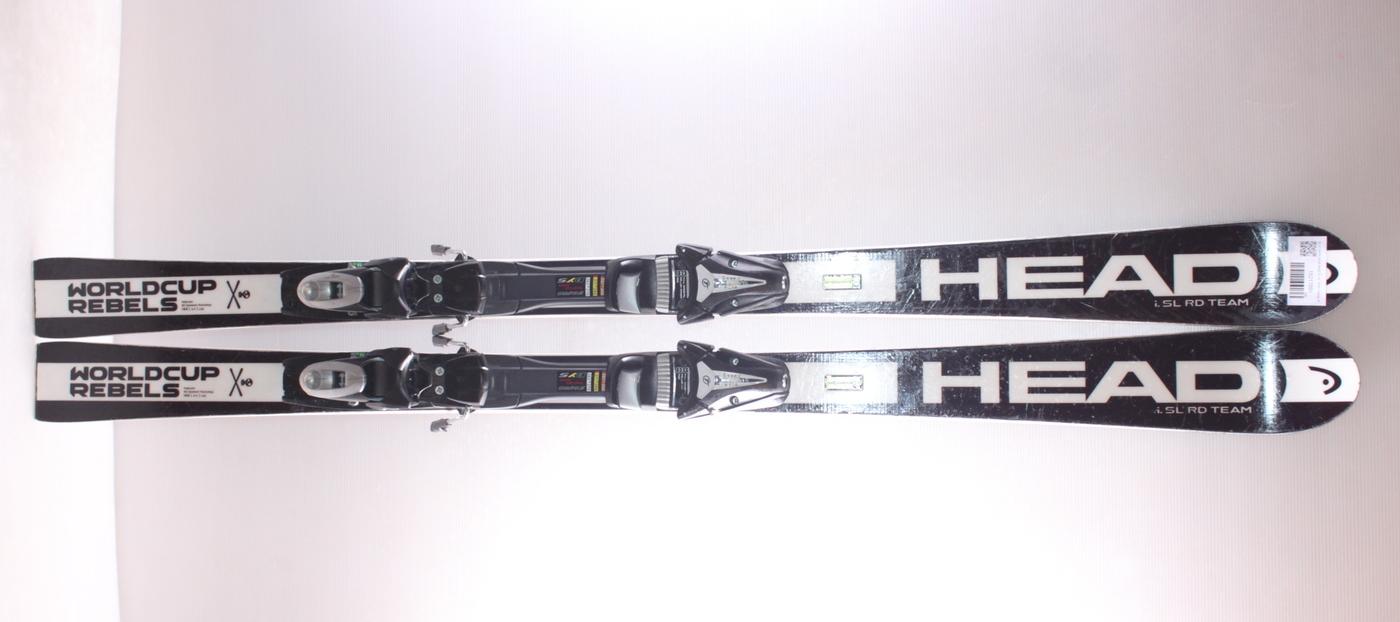 Dětské lyže HEAD WORLDCUP REBELS I.SL TEAM 144cm