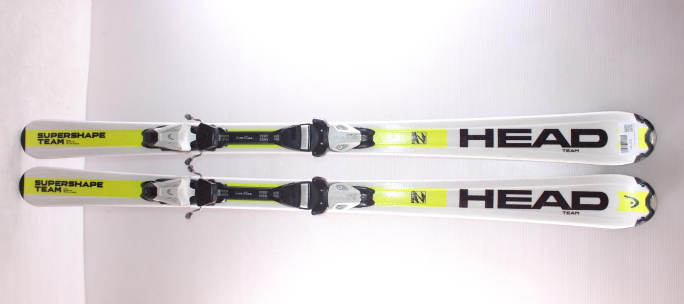 Dětské lyže HEAD SUPERSHAPE TEAM 147cm