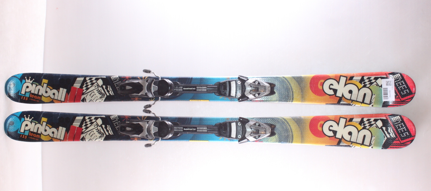 Dětské lyže ELAN Pinball 135cm