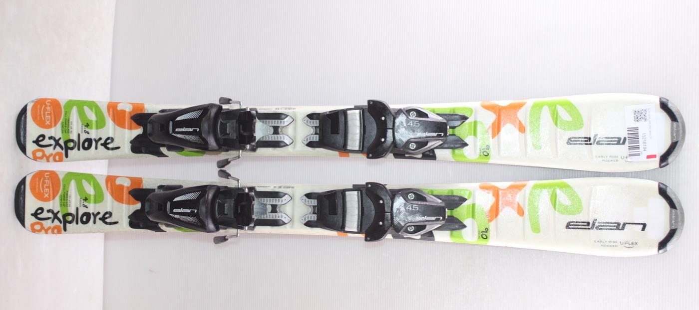 Dětské lyže ELAN EXPLORE PRO 90cm