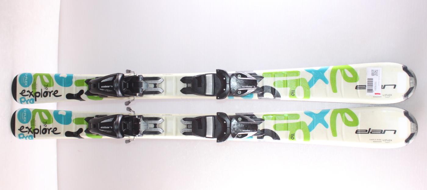 Dětské lyže ELAN EXPLORE PRO 110cm