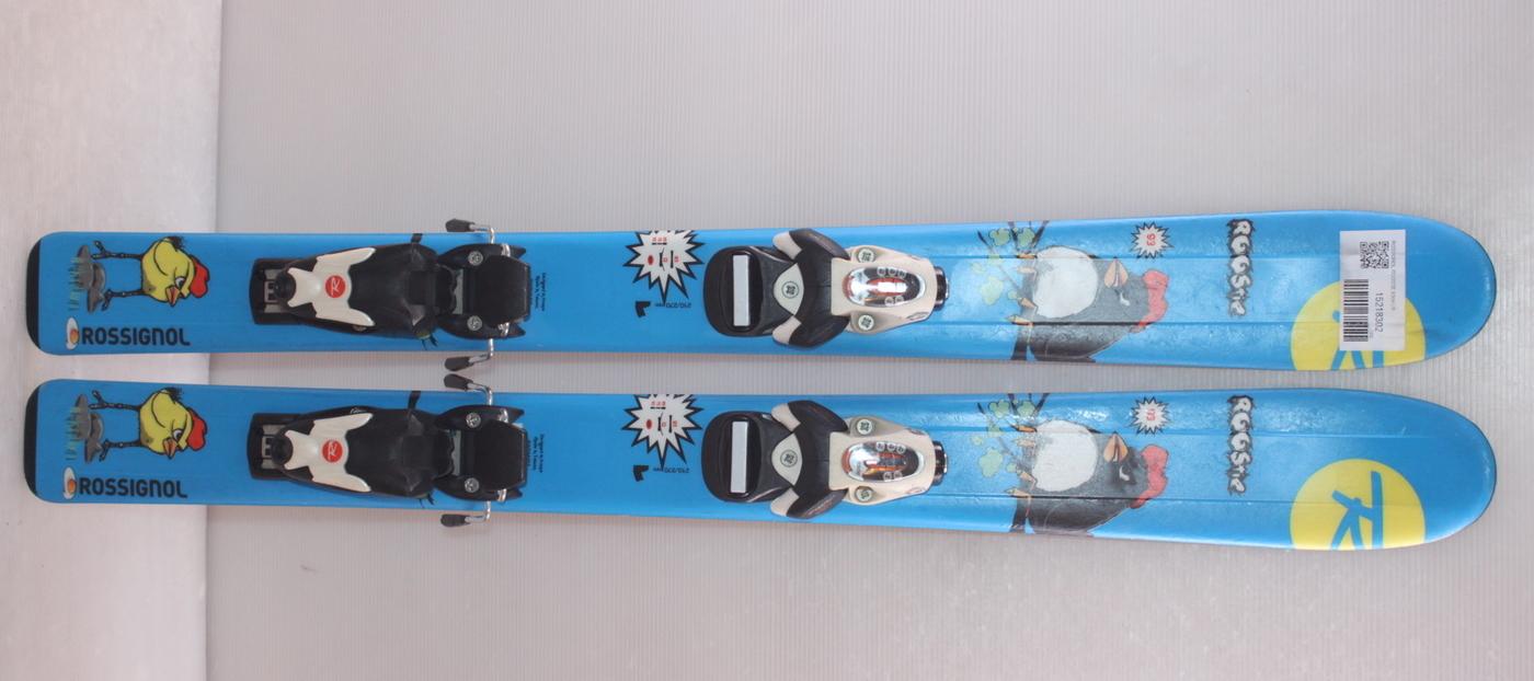 Dětské lyže ROSSIGNOL ROOSTIE 93cm