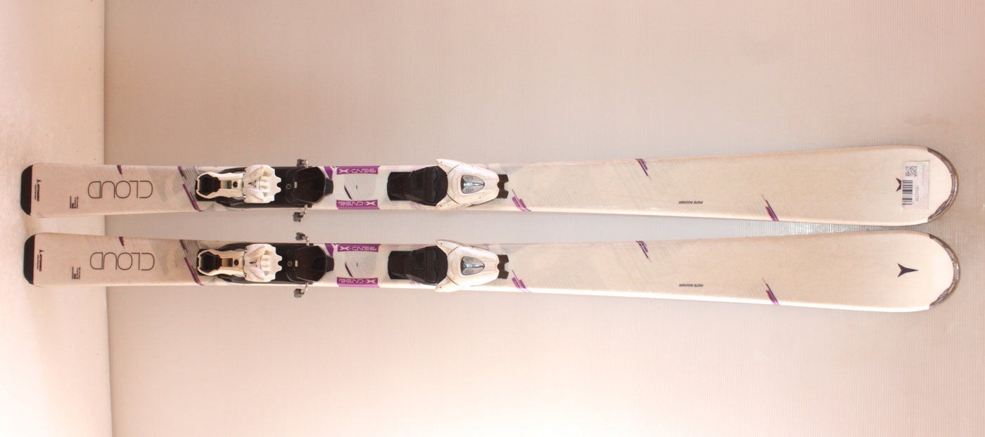 Dámské lyže ATOMIC CLOUD 155cm