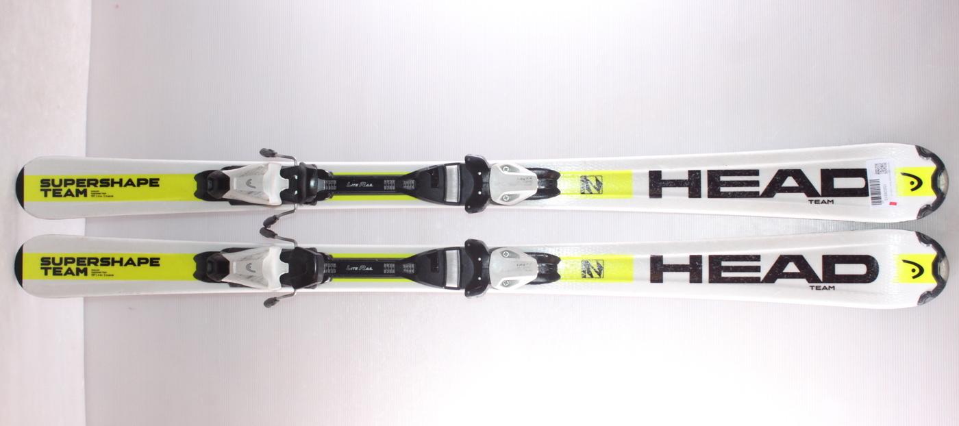 Dětské lyže HEAD SUPERSHAPE TEAM 137cm