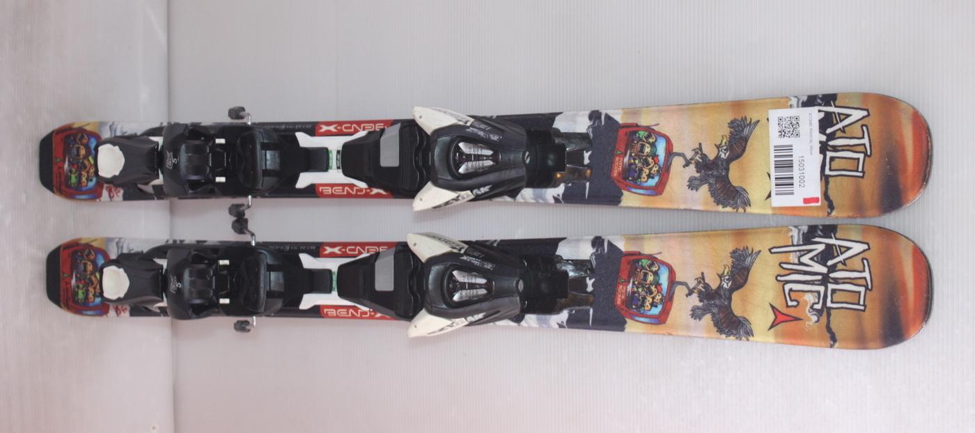 Dětské lyže ATOMIC RASCAL 80cm