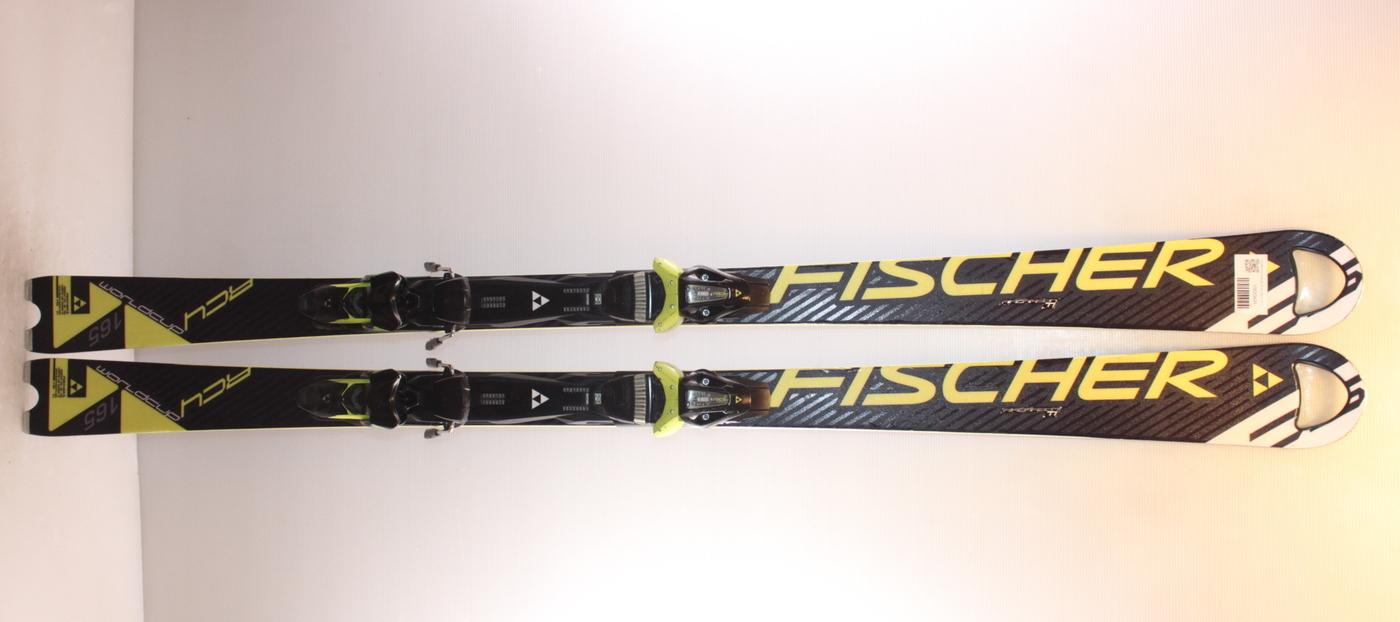 Lyže FISCHER RC4 WORLDCUP SC 165cm