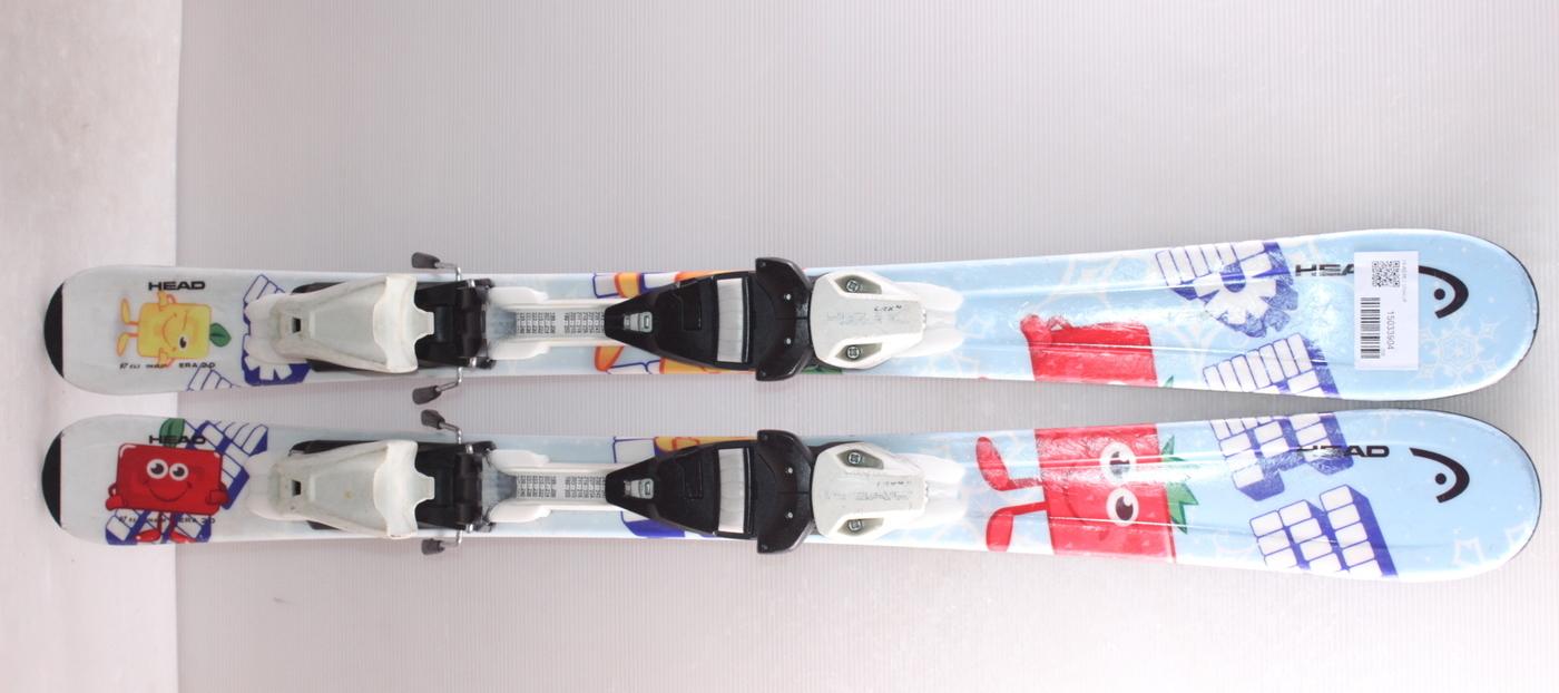 Dětské lyže HEAD PEZ 97cm