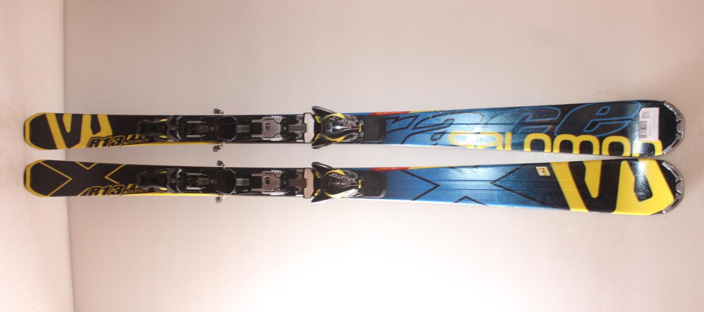 Lyže SALOMON X RACE R 165cm