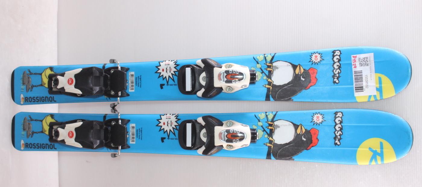 Dětské lyže ROSSIGNOL ROOSTIE 80cm