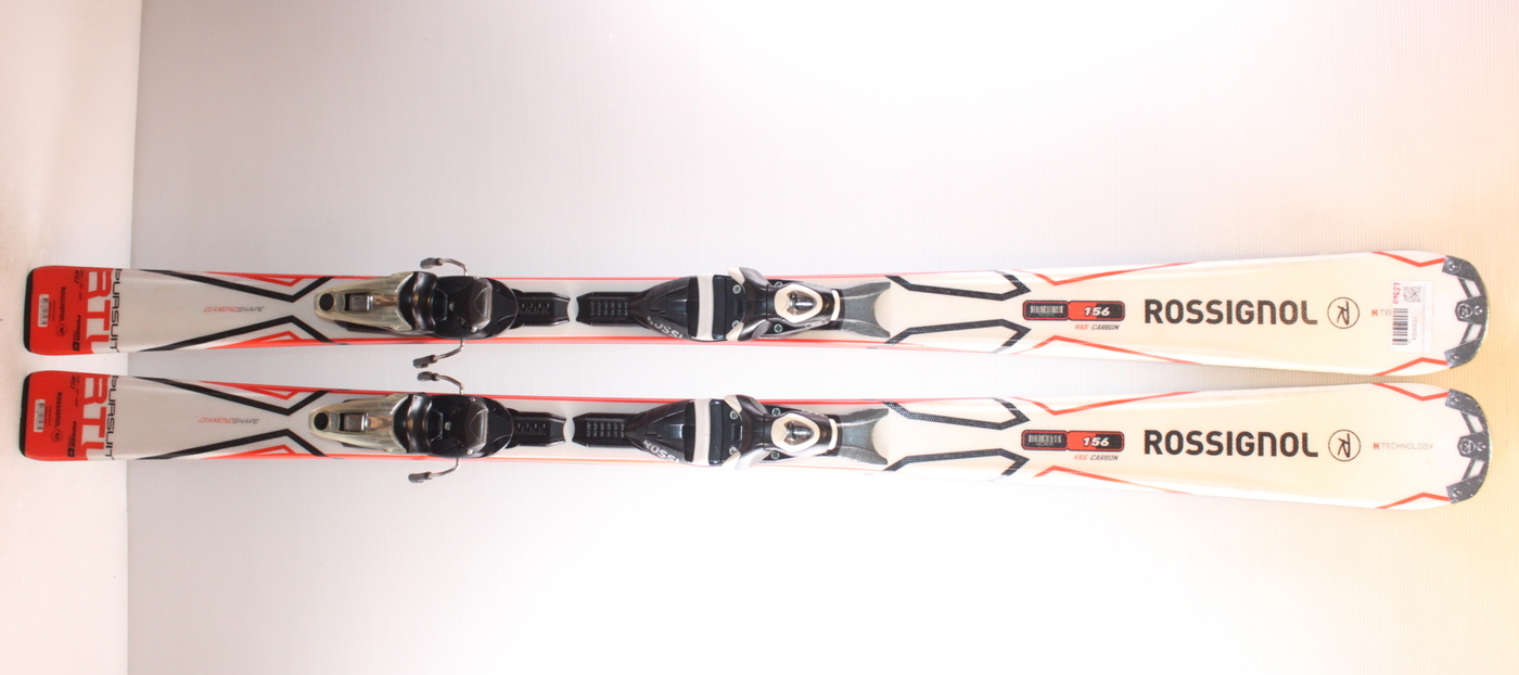 Lyže ROSSIGNOL PURSUIT RTL WHITE/RED 156cm