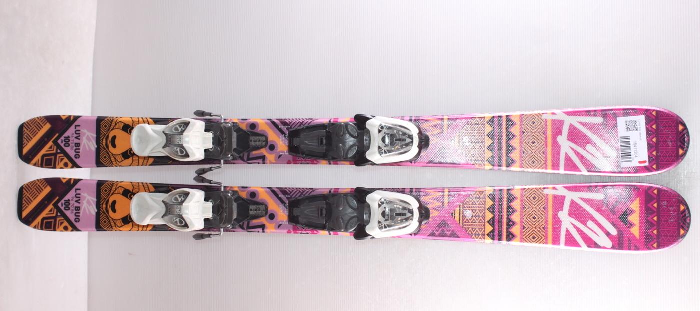 Dívčí lyže K2 LUV BUG 100cm