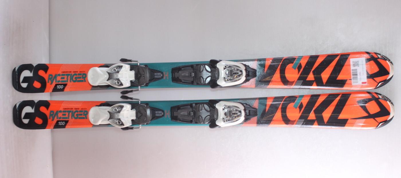 Dětské lyže VOLKL RACETIGER GS 100cm