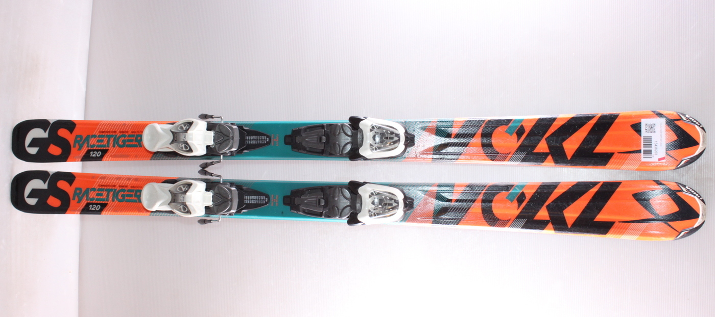 Dětské lyže VOLKL RACETIGER GS 120cm