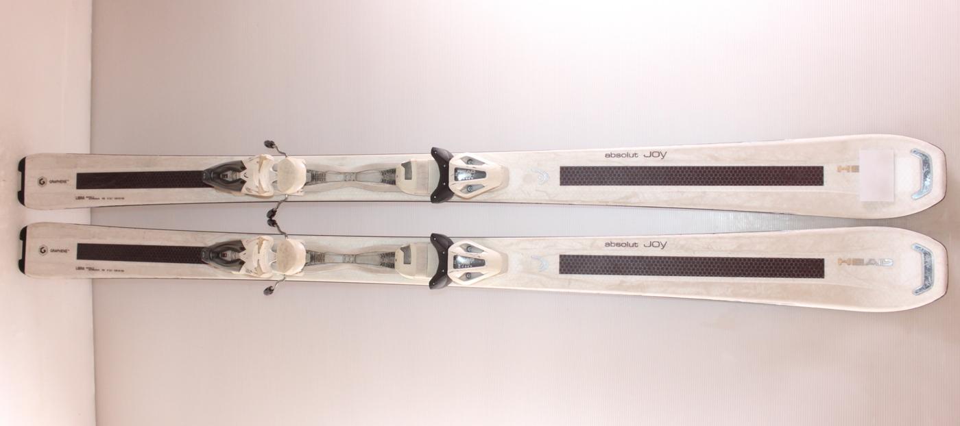 Dámské lyže HEAD ABSOLUT JOY 158cm