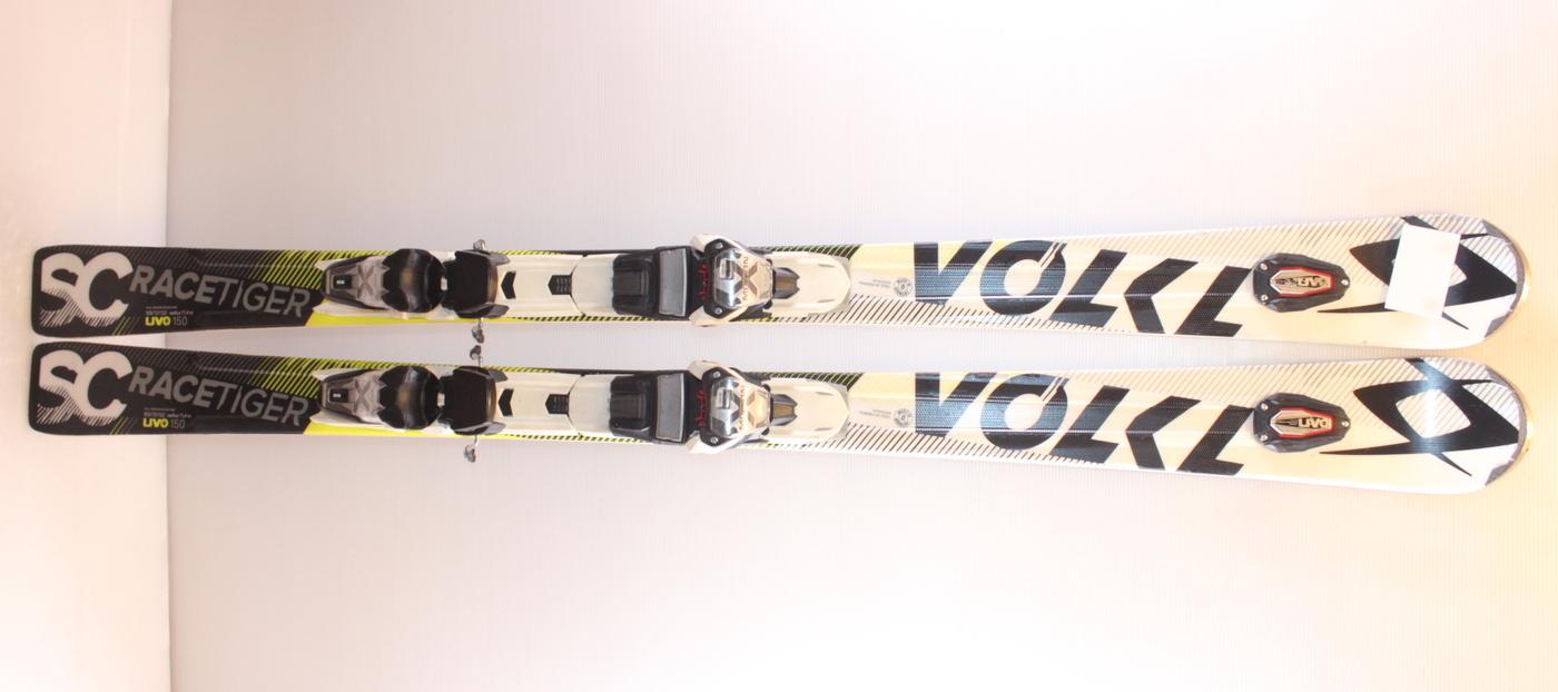 Lyže VOLKL RACETIGER SC UVO 150cm