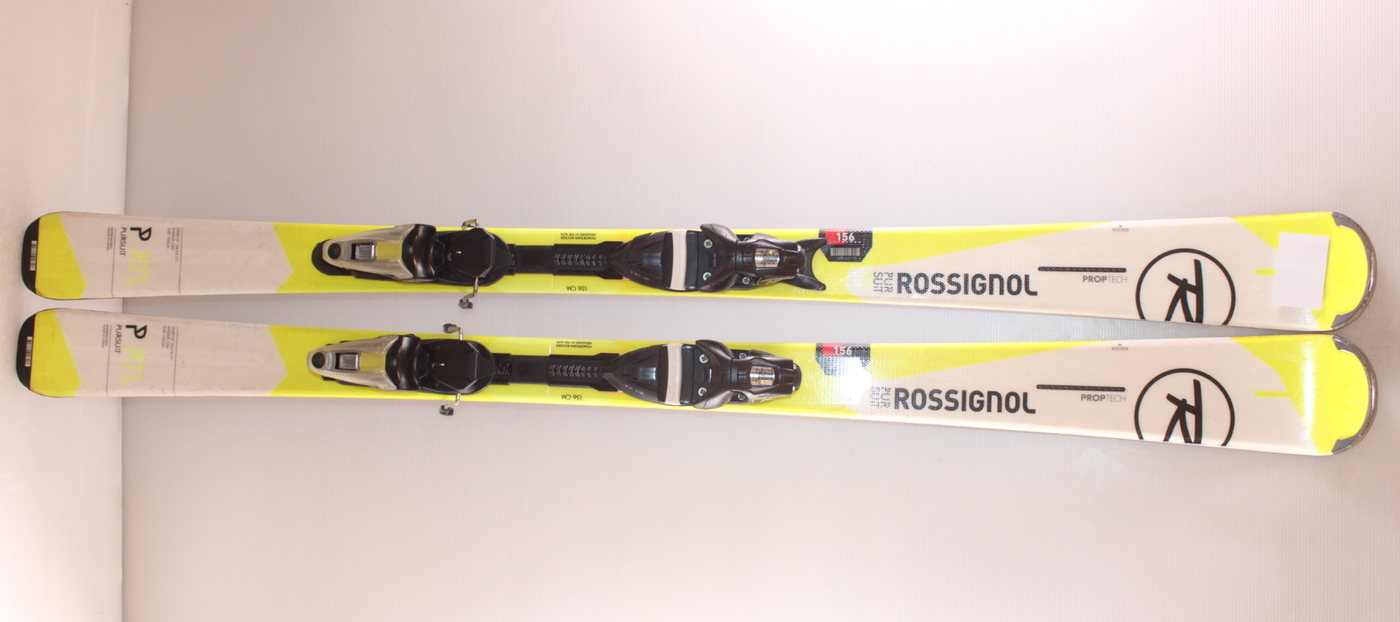 Lyže ROSSIGNOL PURSUIT RTL 156cm