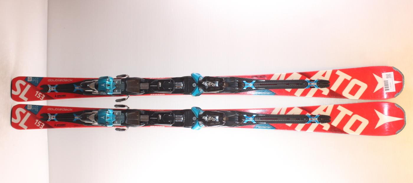 Lyže ATOMIC REDSTER DOUBLEDECK 3.0 SL 153cm