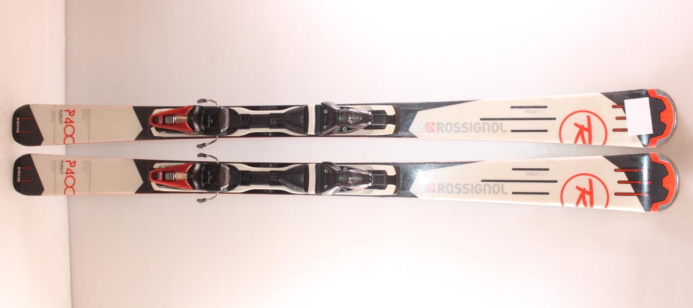 Lyže ROSSIGNOL PURSUIT P400 WHITE/BLACK 156cm