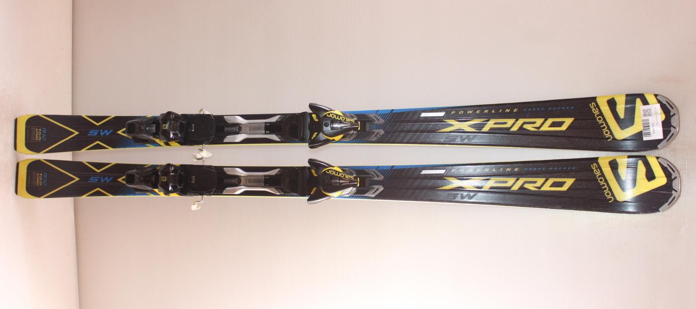 Lyže SALOMON X PRO SW 155cm