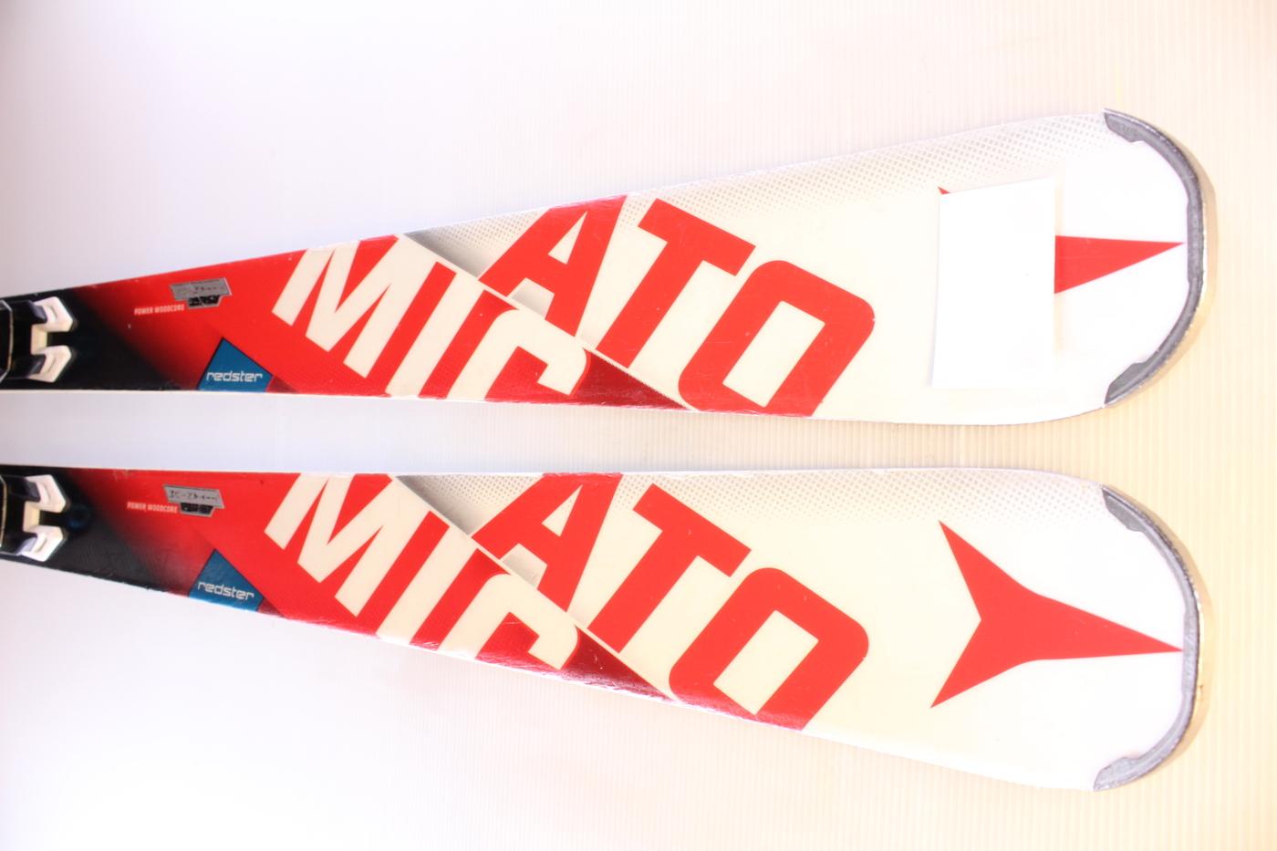 Lyže ATOMIC REDSTER EDGE GS 169cm
