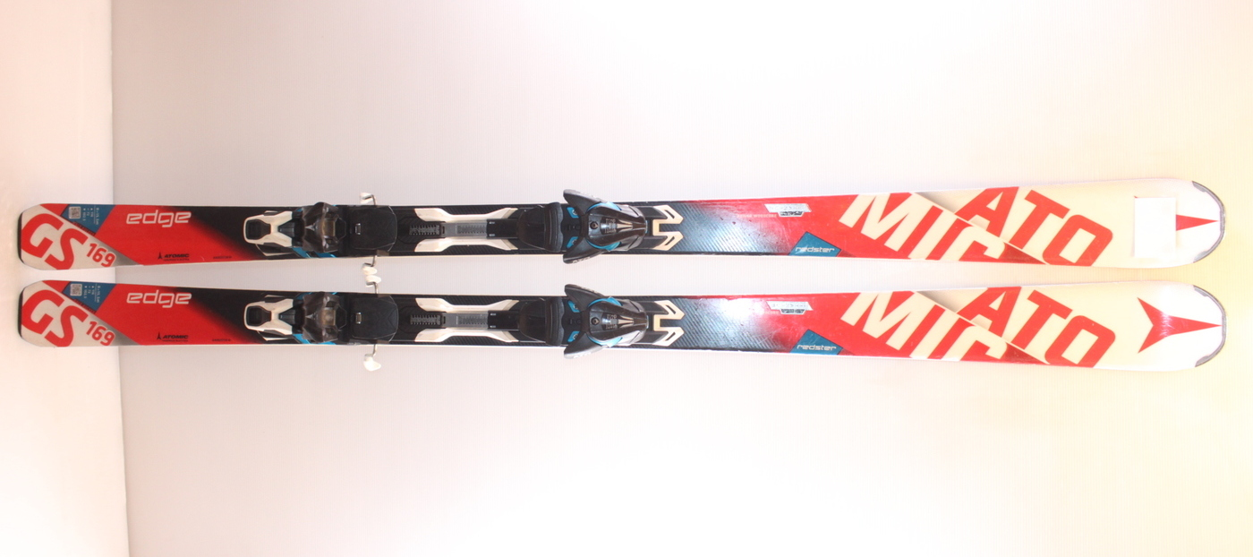 Lyže ATOMIC REDSTER EDGE GS 169cm