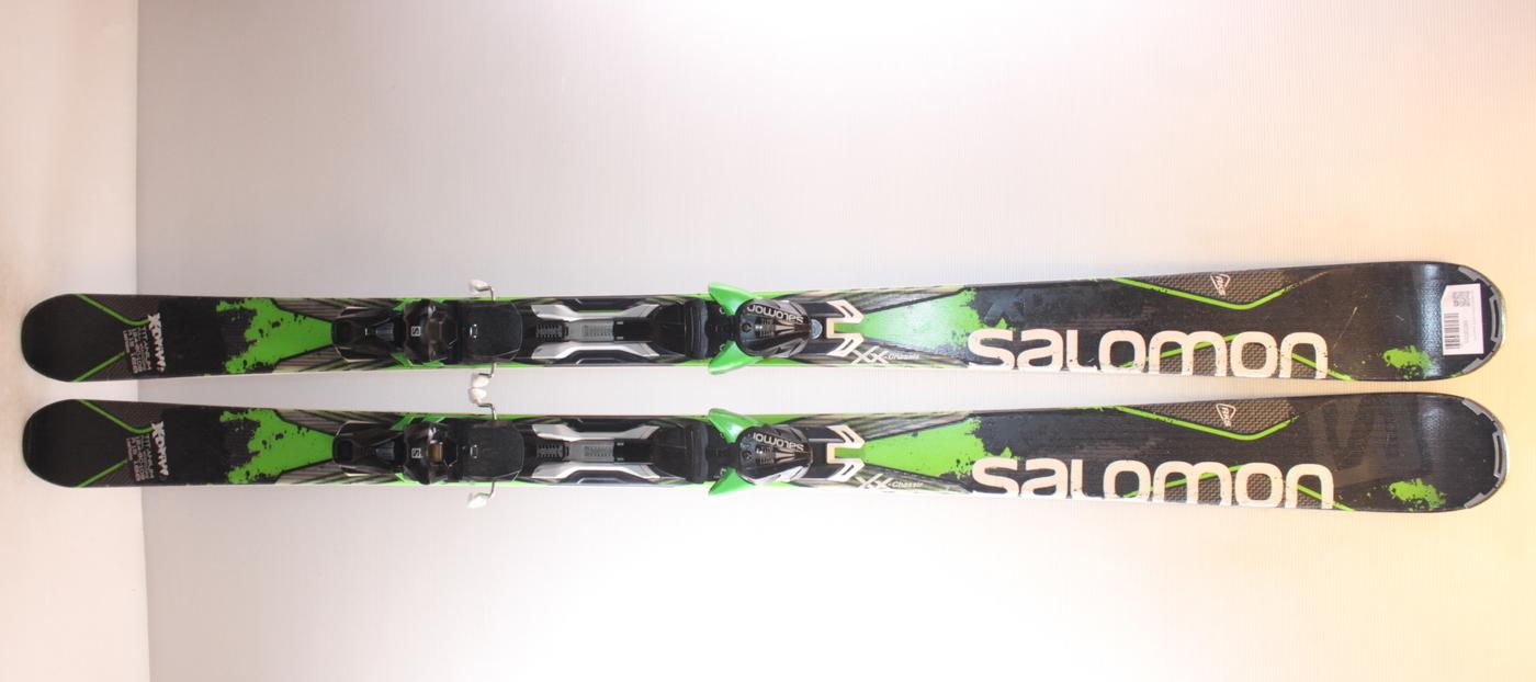 Lyže SALOMON X-DRIVE 8.0 FS 168cm