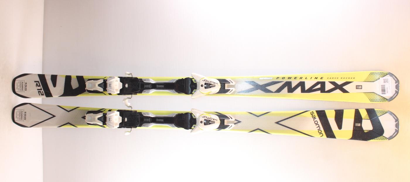 Lyže SALOMON X MAX  155cm