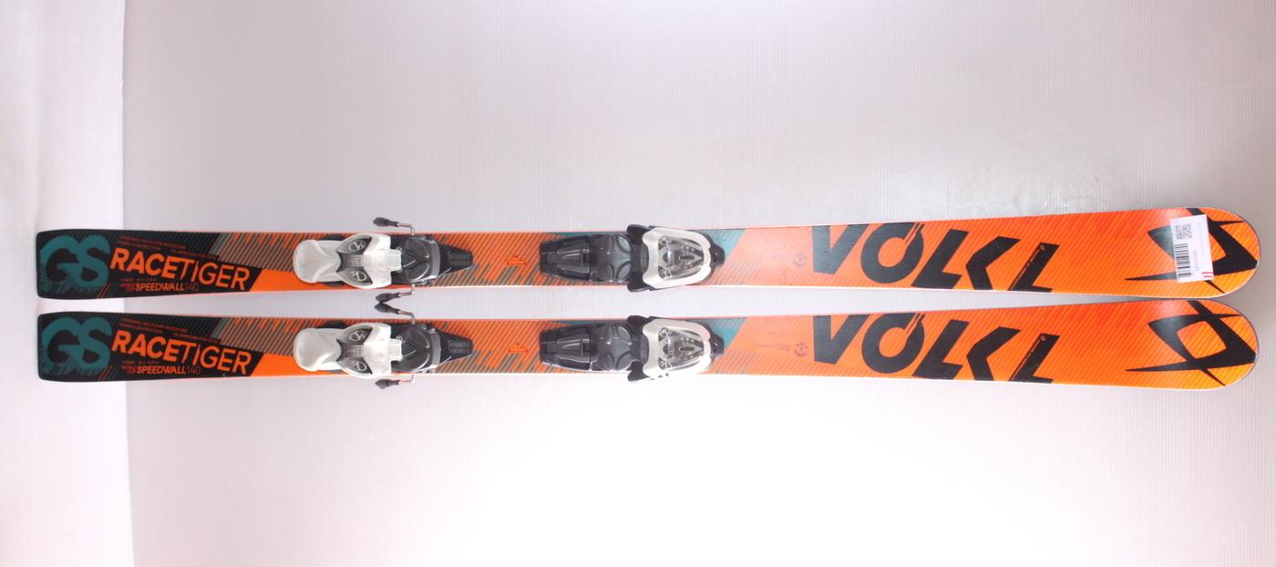 Dětské lyže VOLKL RACETIGER GS 140cm