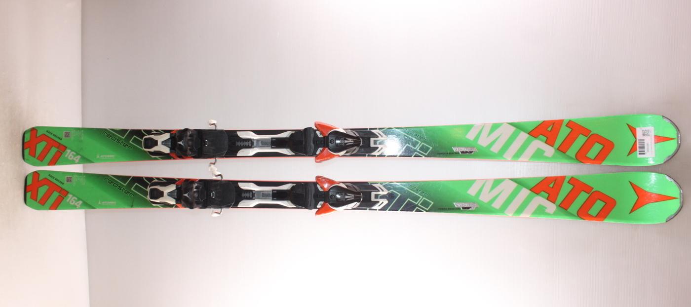 Lyže ATOMIC REDSTER XTi (green) 164cm