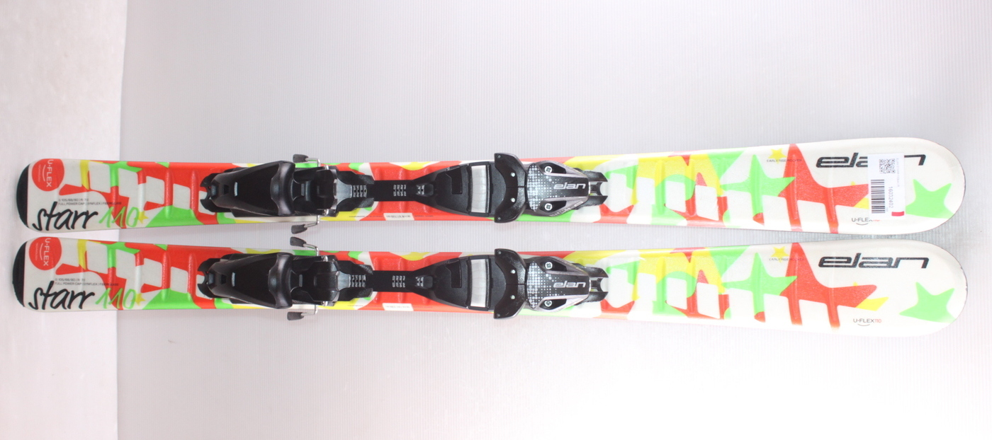 Dětské lyže ELAN STARR 110cm