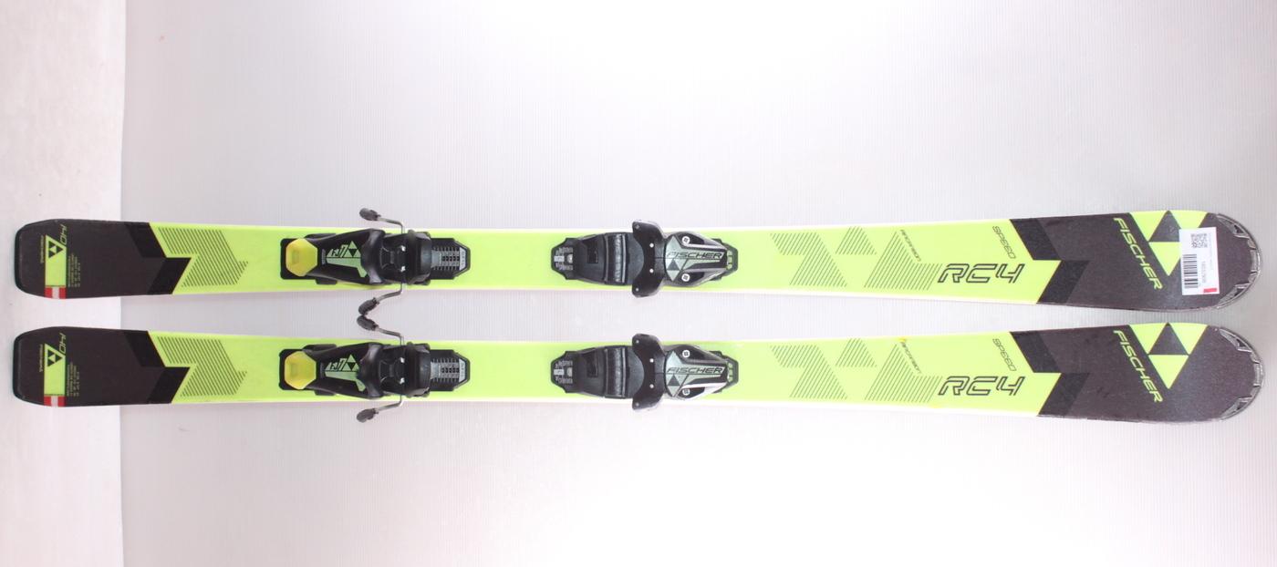 Dětské lyže FISCHER RC4 SPEED 140cm