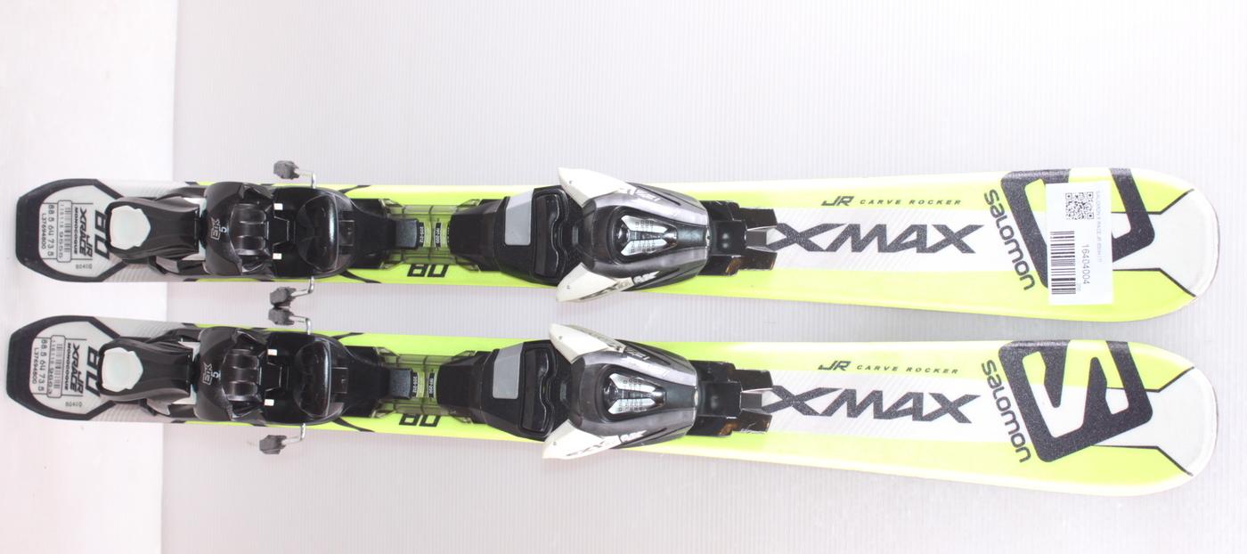 Dětské lyže SALOMON X RACE JR 80cm