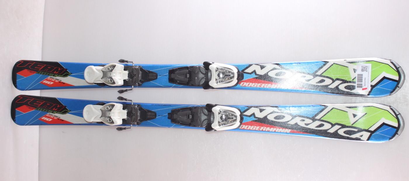Dětské lyže NORDICA DOBERMANN TEAM RACE J 110cm