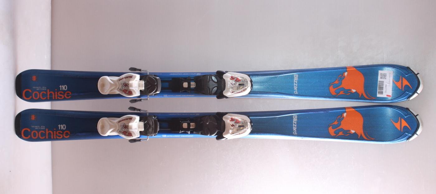 Dětské lyže BLIZZARD KOCHISE 110cm