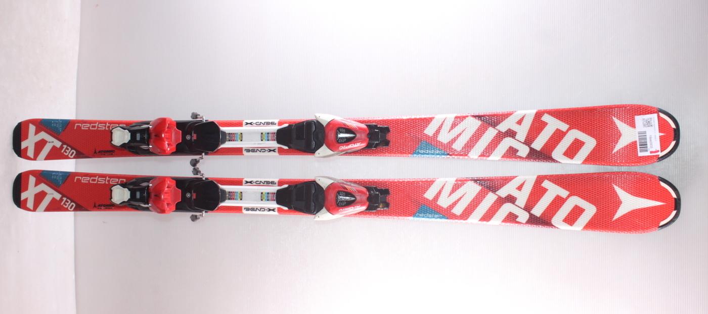 Dětské lyže ATOMIC REDSTER XT 130cm