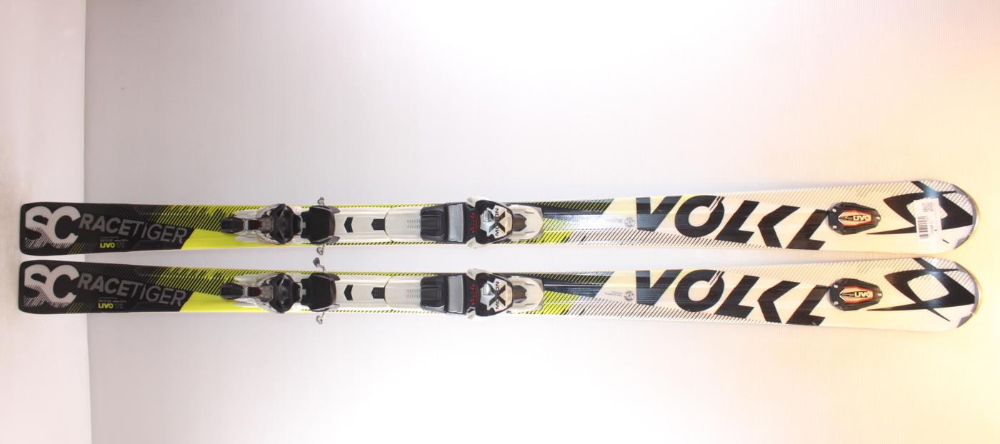 Lyže VOLKL RACETIGER SC UVO 170cm