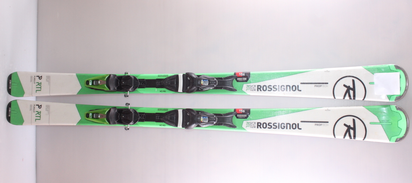 Lyže ROSSIGNOL PURSUIT RTL WHITE/GREEN 156cm