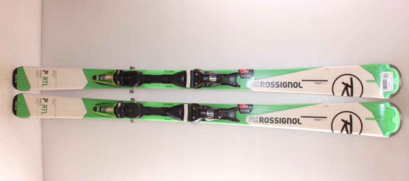 Lyže ROSSIGNOL PURSUIT RTL WHITE/GREEN 156cm