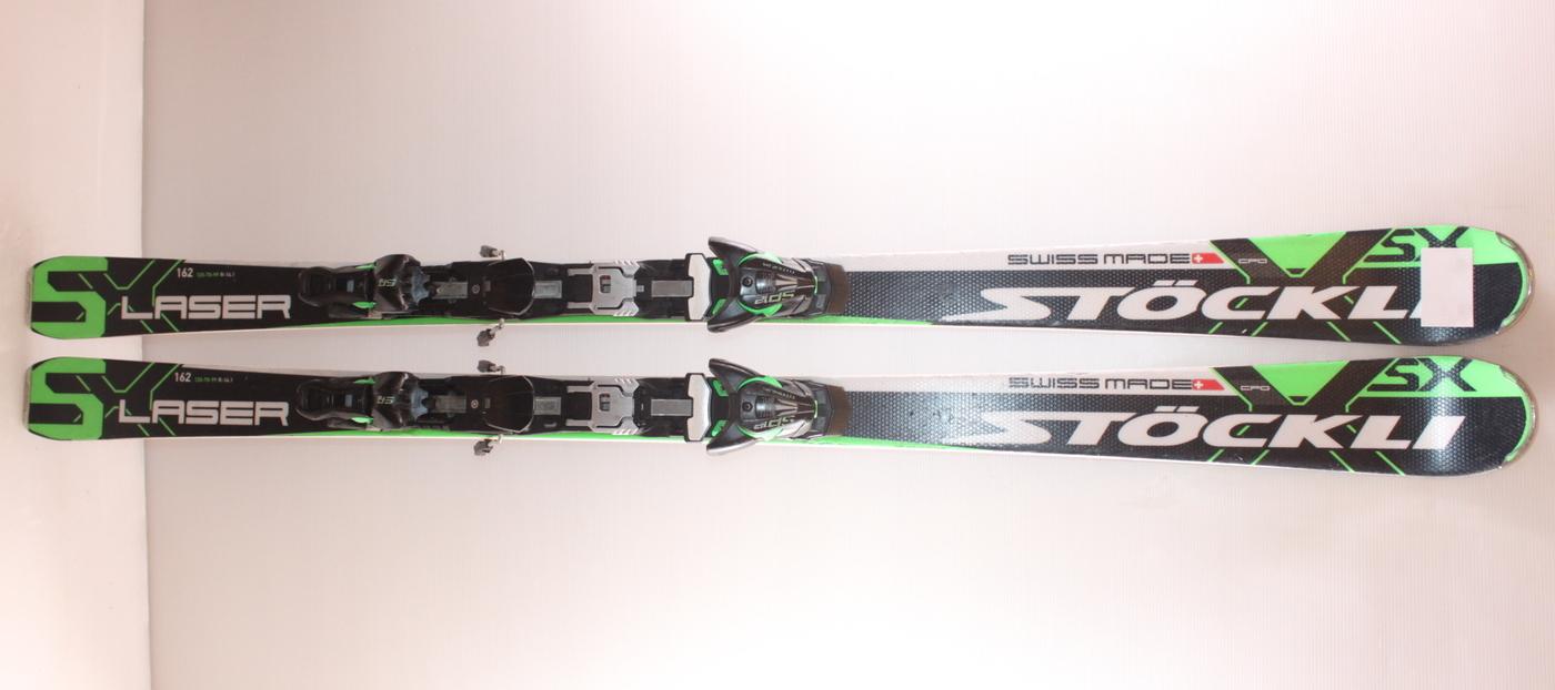 Lyže STOCKLI LASER SX 162cm