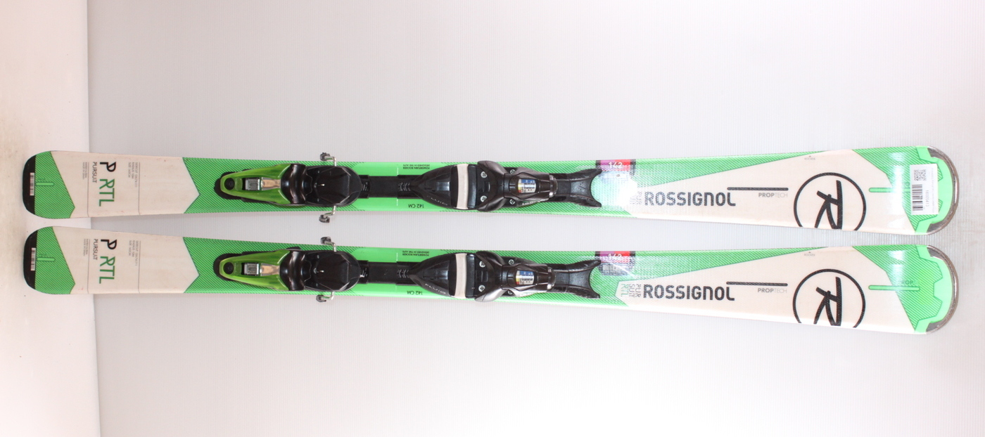 Lyže ROSSIGNOL PURSUIT RTL WHITE/GREEN 142cm