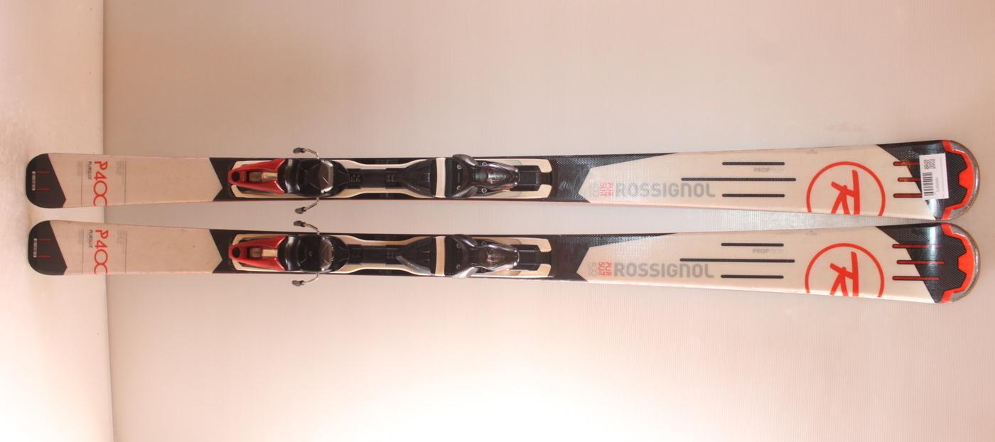 Lyže ROSSIGNOL PURSUIT P400 WHITE/BLACK 170cm