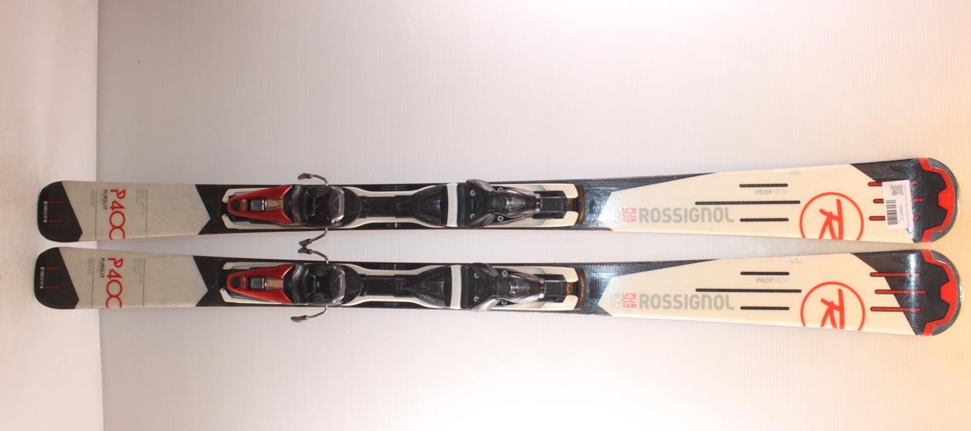 Lyže ROSSIGNOL PURSUIT P400 WHITE/BLACK 149cm