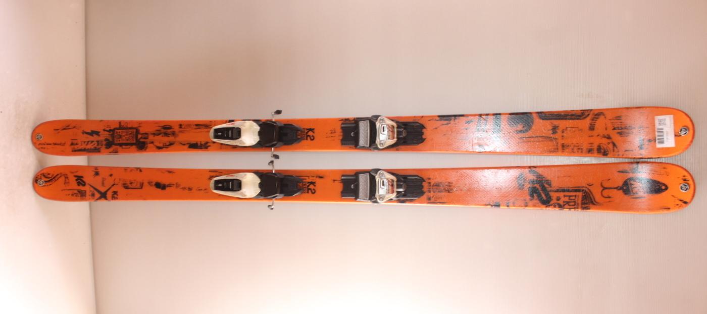 Lyže K2 PRESS 169cm
