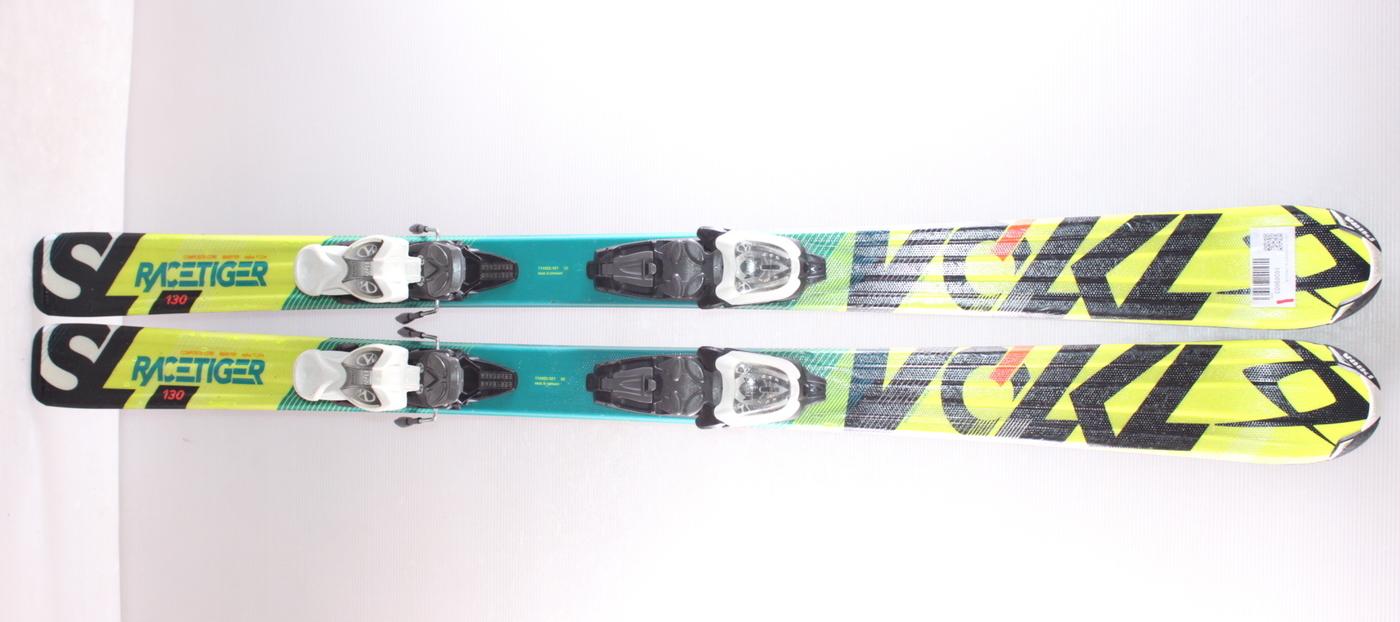 Dětské lyže VOLKL RACETIGER SL 130cm