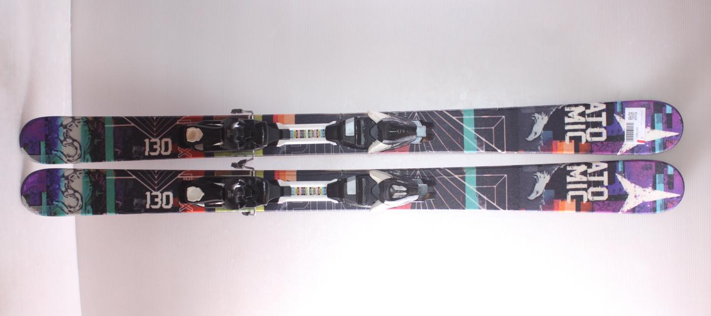 Dětské lyže ATOMIC PUNX 130cm