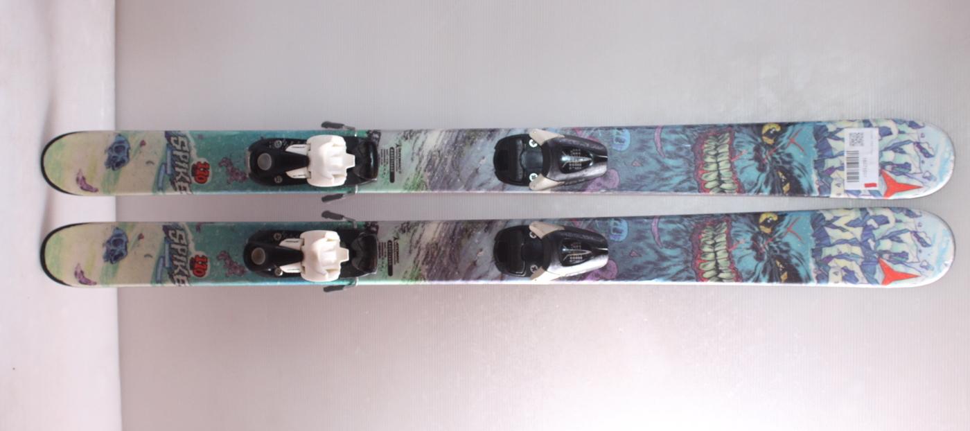 Dětské lyže ATOMIC SPIKE 110cm