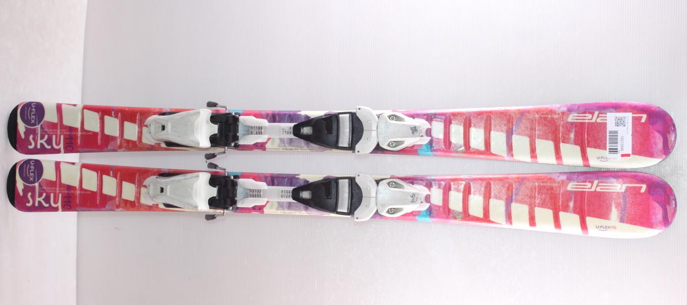 Dívčí lyže ELAN SKY 110cm