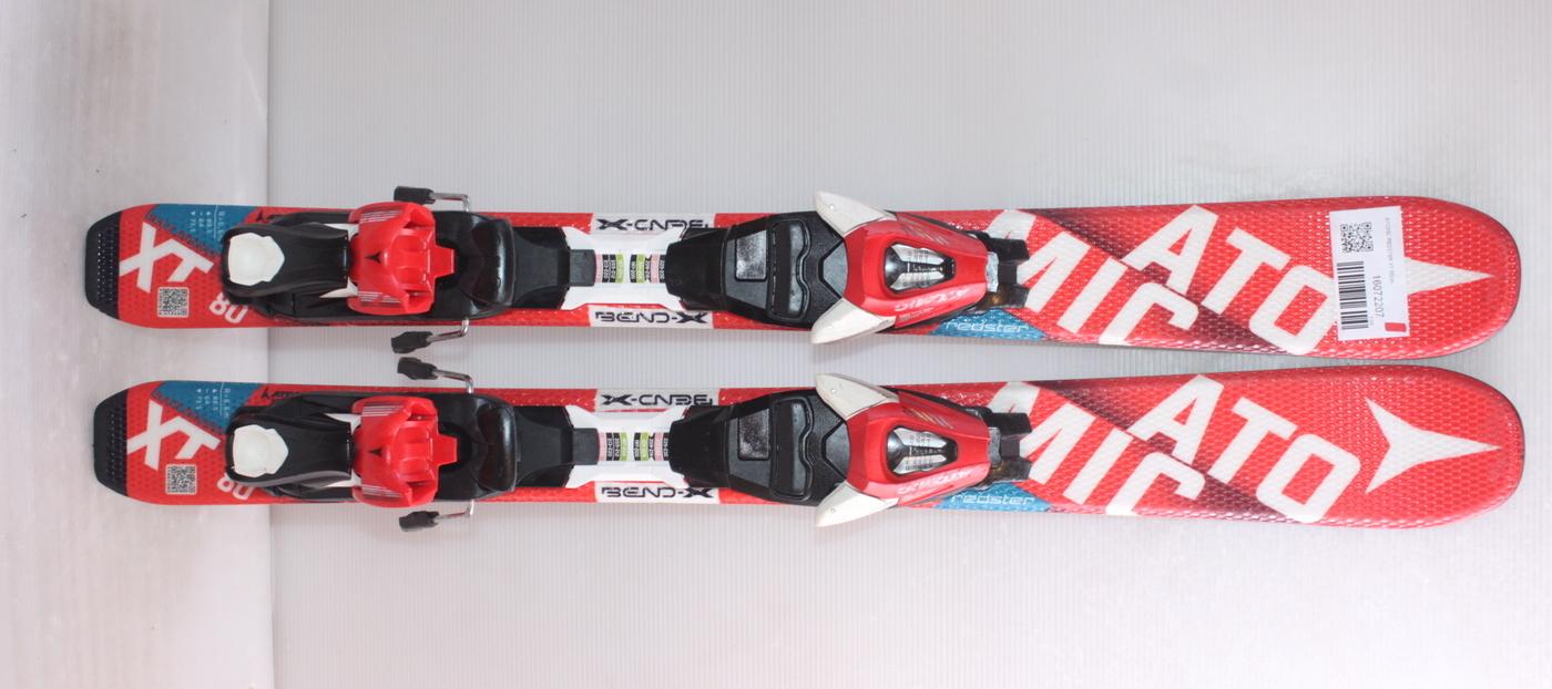Dětské lyže ATOMIC REDSTER XT 80cm