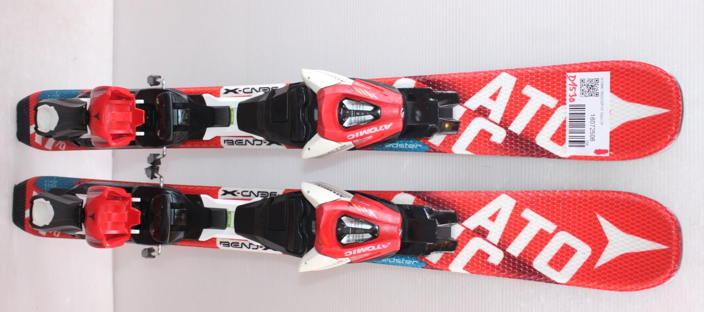 Dětské lyže ATOMIC REDSTER XT 70cm
