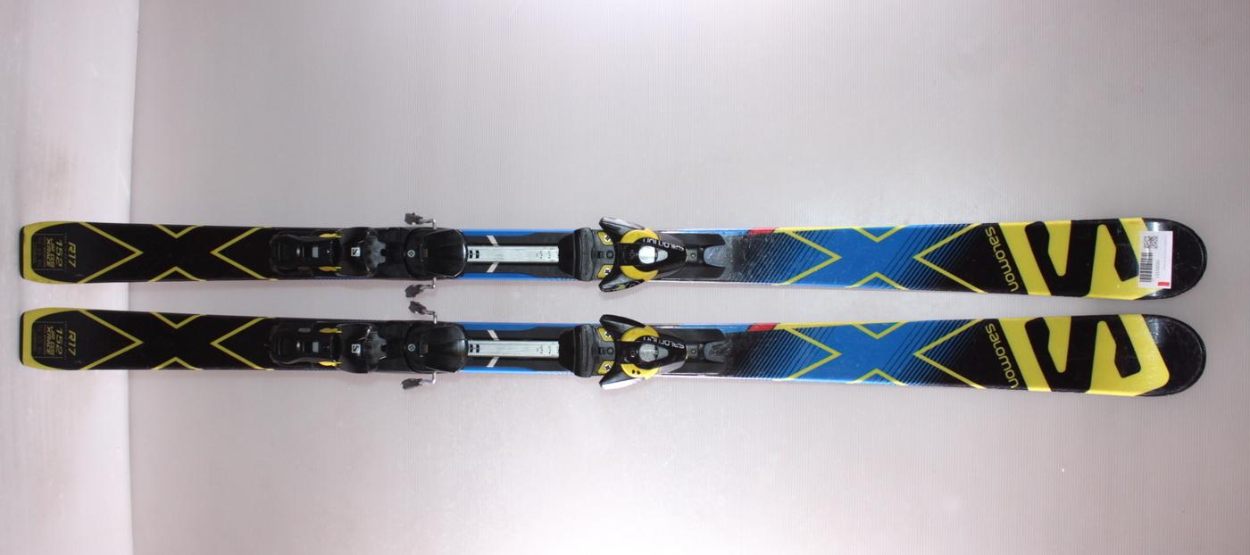 Dětské lyže SALOMON X RACE JR GS 152cm